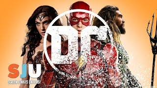 More DC Movie Shakeups! - SJU