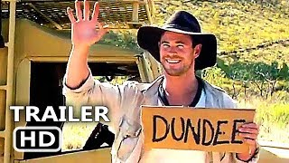 DUNDEE Official Trailer (2018) The Son Of A Legend Returns Home, Chris Hemsworth Comedy Movie HD