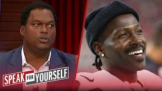 Patriots aren't sending the wrong message by signing AB - LaVar Arrington | NFL | SPEAK FOR YOURSELF