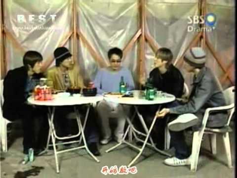 2002 Shinhwa 神話5TH訪談特輯[中字]