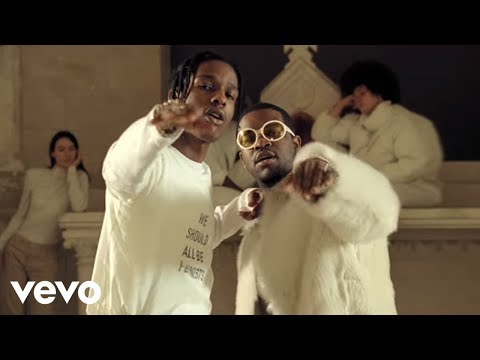 A$AP Mob - Wrong (Official Video) ft. A$AP Rocky, A$AP Ferg
