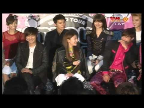 SMTOWN | K-News-Thai Nov 25, 2012