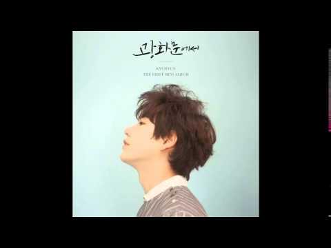 KYUHYUN 규현   깊은 밤을 날아서 Flying, Deep In The Night The 1st Mini Album 'At Gwanghwamun'
