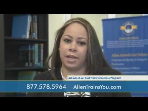 Allen School of Health Sciences 30 second spot