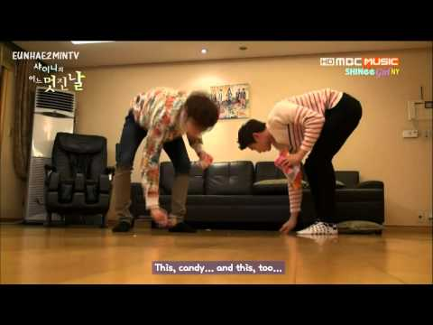 2MIN moment #138 [Minho's tough love]