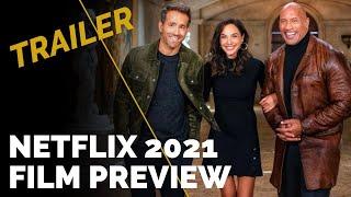 Netflix 2021 Film Preview Trailer - Traileranalysis - Trailerbreakdown