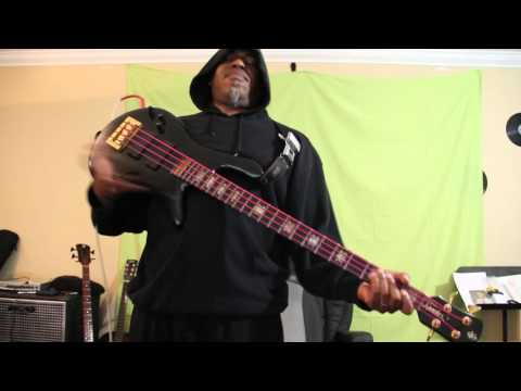 DAVID BOWIE FAME ,QUINTIN BERRY BASS COVER