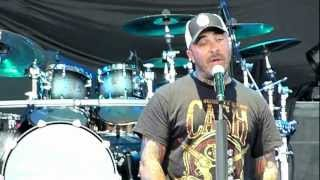 Staind - Something to Remind You - Live @ Uproar Festival Tampa, FL 9-1-12