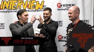 Tommy End Makes WWE NXT Live Debut (Photos), Ted DiBiase Jr. Returning To The Ring, Finn Balor