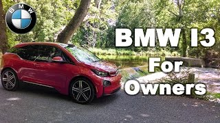 BMW I3, For Owners, BMW USA