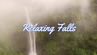 Relaxing Sleep Music| Waterfall, Nature, Calm Music