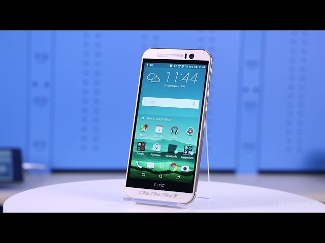 Belsimpel-productvideo voor de HTC One M9 Silver