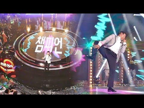 [싸이(Psy) 편 앵콜 - 3] '챔피언(Champion)'♪ 진정 즐길 줄 아는 여러분이 이 나라의 챔피언! 히든싱어5(hiddensinger5) 3회