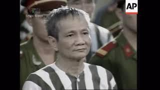 khoảnh khắc Năm Cam kết án tử hình 2003!!!