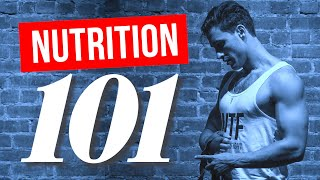How I Lose Fat and Keep Muscle | Nutrition 101