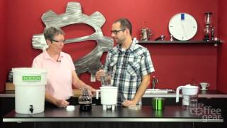 Crew Review: Toddy Cold Brew System