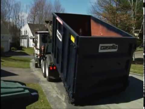 Dumpster Rental Made Easy!