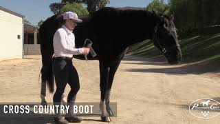 How to properly put on Pro Performance XC boot