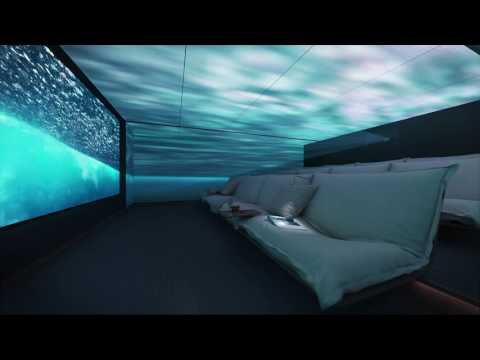 Genesis Marine Division and Van Geest Design partner up to create ultimate immersive cinema experience without boundaries: 'The Lumiere'