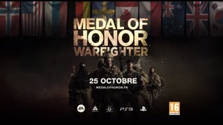 Medal of honor warfighter :  bande-annonce