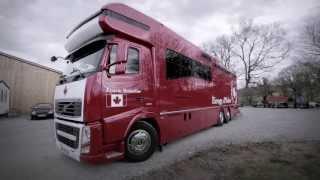 Ovo nije ni kamion niti autobus, ovo je HOTEL na točkovima, i to sa 5 zvezdica! (VIDEO)