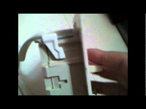 how to replace a mobile home light switch or outlet. Black Bedroom Furniture Sets. Home Design Ideas