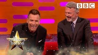 Ewan McGregor on being recognised as Obi-Wan Kenobi: The Graham Norton Show 2016 | Extra - BBC One