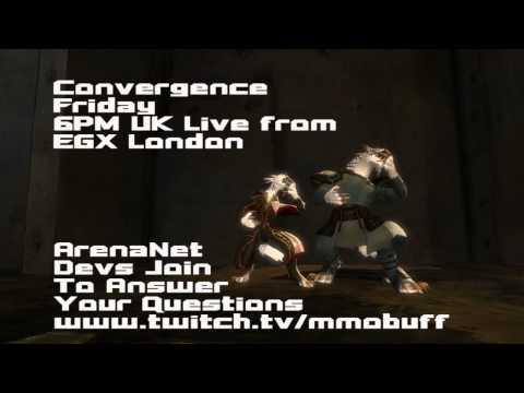 EGX Week Convergence - It's Thursday!