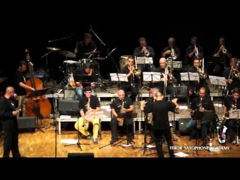 Come Fly with me - Teror Saxophone Academy 2014