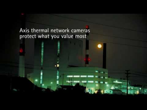 AXIS Q1910 Thermal Network Camera.mp4