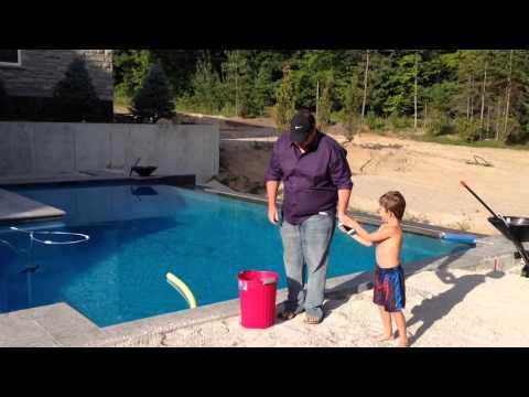 Aaron Armstrong ALS ice bucket challenge