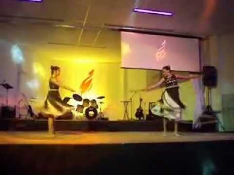 Baixar Música Caia Fogo -  Fernandinho coreografia do Ministério de Dança Adoração sem limites