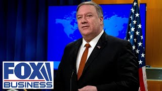 Pompeo discusses Israeli settlements in West Bank