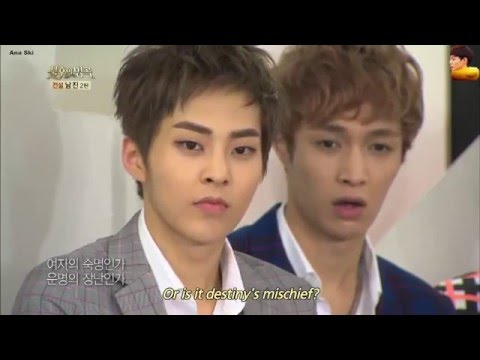 Exo Crack: EXO are Forced to Sing Live (Pt. 2) (TL;DW)