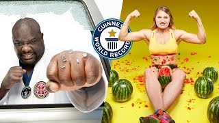 DANG! That's Smashed - Guinness World Records