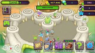 My singing monsters game play No. 1#