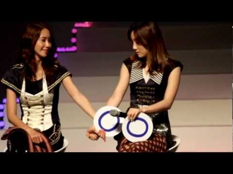 [HD Fancam] 120901 Essence of SNSD TaeYeon @ Yakult Look Concert