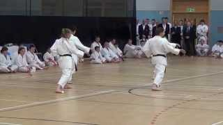 NKF Scotland's International Karate Festival 2014 in Aberdeen