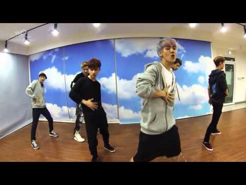 EXO GROWL Dance Version Mirrored (Korea Ver.)