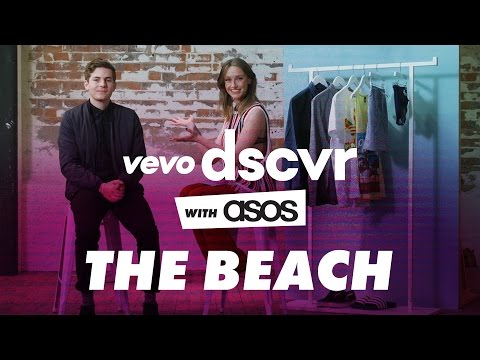 The Beach - Thieves behind the scenes interview | VEVO DSCVR with ASOS