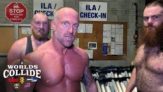 Backstage Update On Alexander Wolfe's WWE Status, Possible Roster Change To WWE NXT?, Nikki Cross