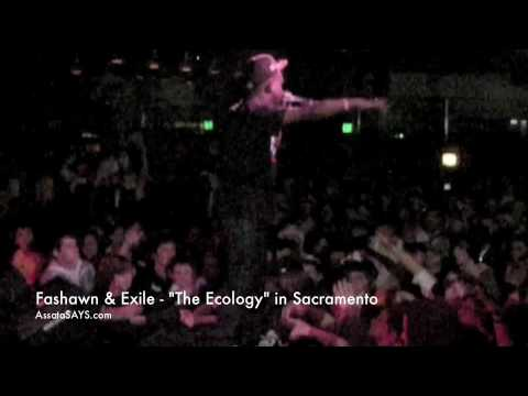 "Fashawn & Exile - ""The Ecology"" in Sacramento"