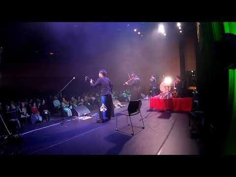 竜馬四重奏-HANABI [Official LIVE Video]