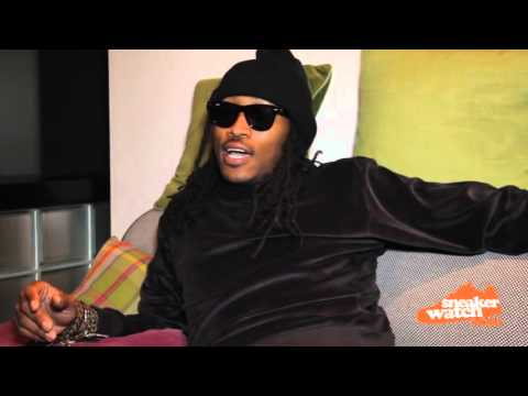 #TBT: Future Talks Spending About $2,000 On Yeezy 2's (2012)