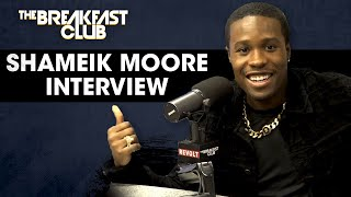 """Shameik Moore """"Doesn't Need To Audition"""" For Roles,  Talks Becoming Raekwon In Wu-Tang Series + More"""