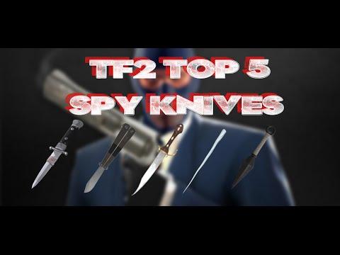 TF2 Crafting The New Spy Knife! Musica Movil   MusicaMoviles.com