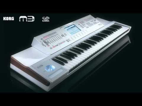 Korg M3 30 songs