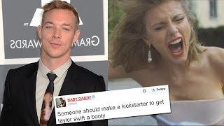 Taylor Swift Body Shamed by Diplo