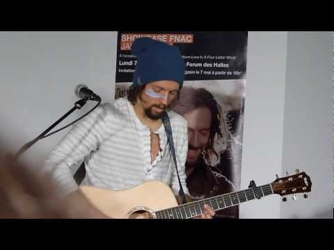 Baixar Jason Mraz - 93 Million Miles @ Showcase Fnac Forum des Halles, Paris.