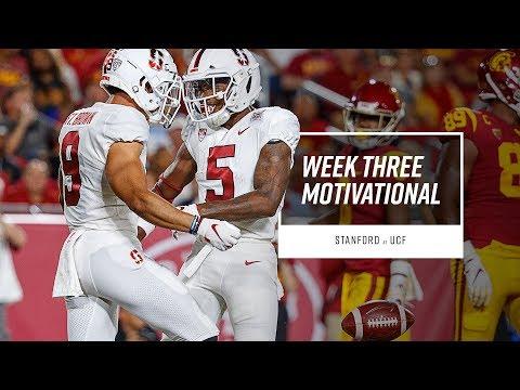 Stanford Football: UCF Motivational